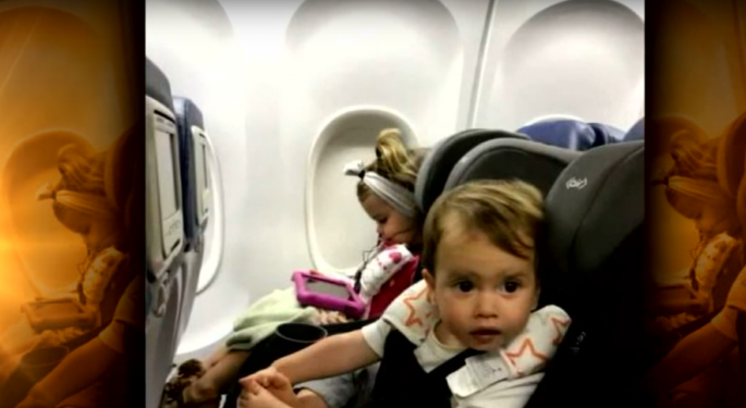Delta Apologizes For Booting Family Of 4 From Flight Because Toddler Took Up Seat Parents Paid For