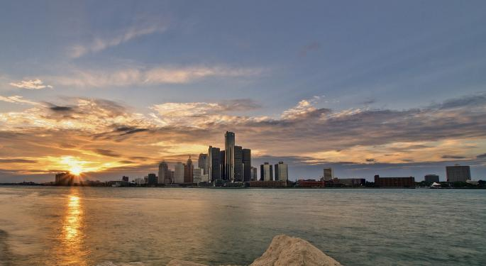 Detroit's Bankruptcy 5 Years Later: 'There's A Chance Here To Create A New Paradigm'