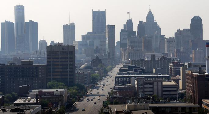 Chemical Bank Relocates HQ To Detroit