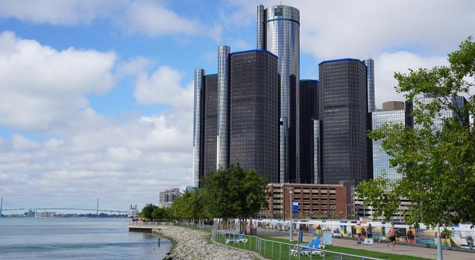 This Day In Market History: General Motors Declares Bankruptcy