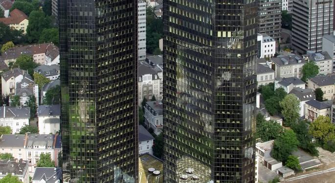 Qatari Fund Rumors Extend Another Lifeline To Deutsche Bank
