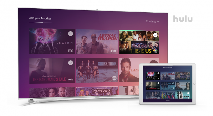 Spotify, Hulu Team Up For Bundled $12.99 Plan