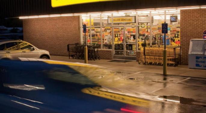 Dollar General Trades Higher On Q2 Earnings Beat