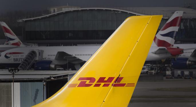 DHL To Invest C$100 Million To Quadruple Capacity At Largest Canadian Gateway