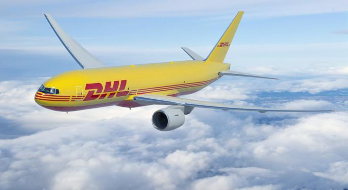Legacy Postal And Parcel Drag On DHL Group Second Quarter Results