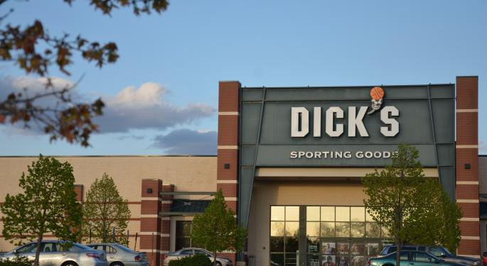 Leadership Position For Dick's Sporting Goods Will Continue To Improve Post-TSA Bankruptcy