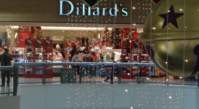 Dillard's Is A 'Best Idea' For This Analyst