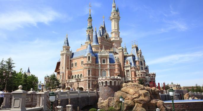 Disney To Close Shanghai Park Indefinitely Amid Coronavirus Outbreak
