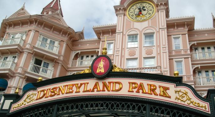 Disney: 'Next Stop, Shanghai'