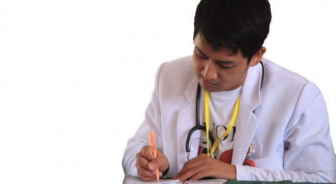 Write A Prescription For More Pharma M&A With This ETF