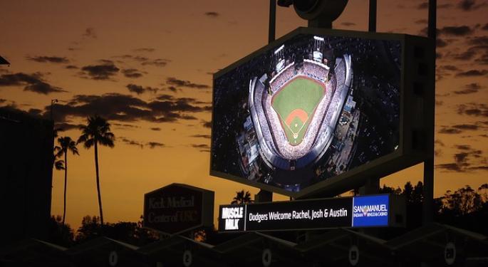 Rumor: Time Warner Cable To Take $1 Billion Dodgers Writedown