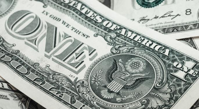 U.S. Dollar Is Benefiting From A 'Perfect Storm'