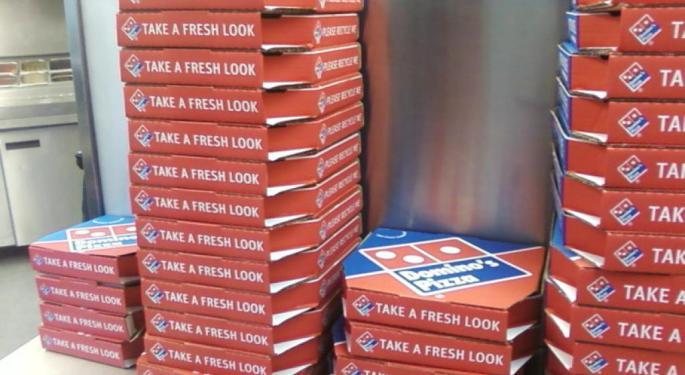 Amid Fragmented Pizza Market, Domino's Still Has Room To Grow