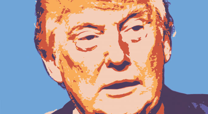 100 Days Of Trump: Do Oddsmakers Think He'll Make It A Full Term?