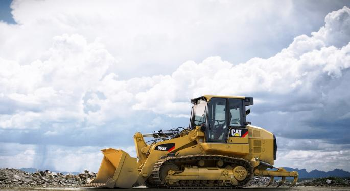 Barclays Constructs A Bullish Call On Caterpillar, CNH Industrial And Others