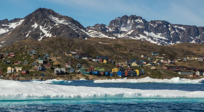 The Saga Of Trump's Bizarre Bid For Greenland