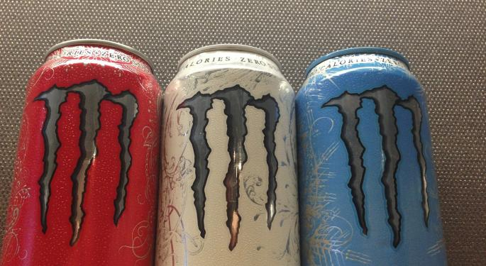 Monster Beverage Remains A Top Pick At Jefferies