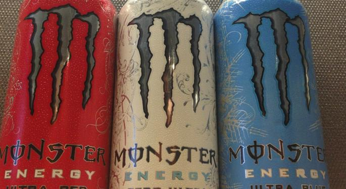 Out Of Energy: JPMorgan Downgrades Monster Beverage To Neutral