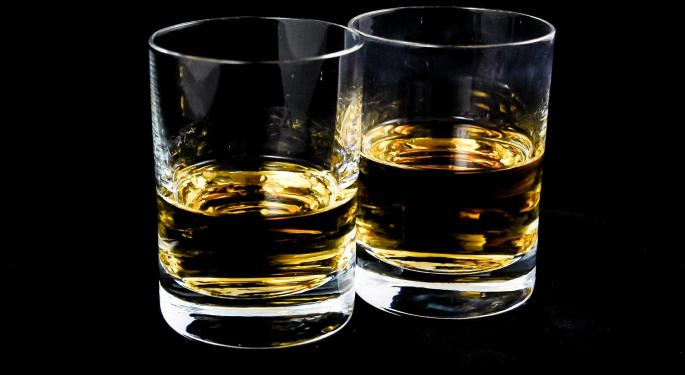 Pernod-Ricard To Buy Bourbon Whiskey Maker Castle Brands For $223M