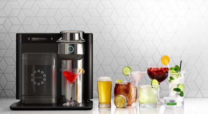 Mixing It Up: Keurig Dr. Pepper, Anheuser-Busch Expanding K-Cup Cocktail Effort