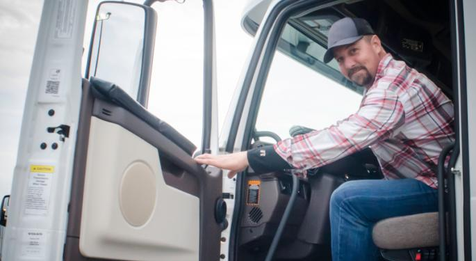 Today's Pickup: Driver Wages Still Rising, Autonomous Cargo Ships And Hyperloop Tunnels