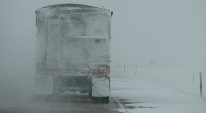 Increasing Daylight Hours Ahead: The Effects Of Weather On Truckers