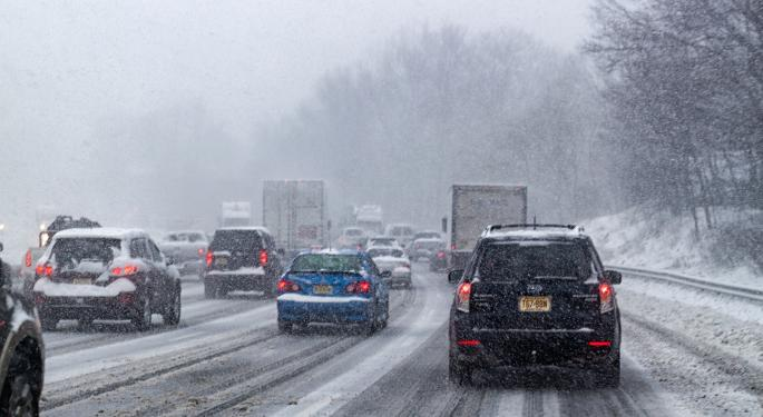 A Trucker's Guide To Staying Safe While One The Road During Severe Weather