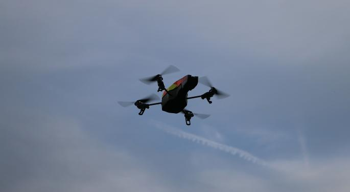 Air Canada Cargo To Offer Drone-Delivery Services