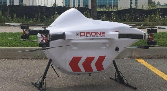 Drone Delivery Canada Revs Up Commercial Operations