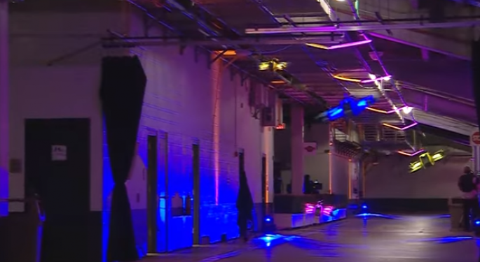 The Buzz Over The Start Of The Drone Racing League's New Season