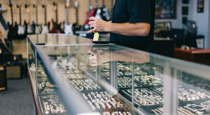 Study: Pawn Shop Regulars Twice As Likely As Others Not To Have A Bank Account