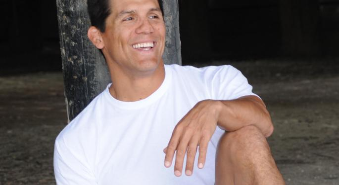 Defying The Odds With A Dream, Some Weed, And A Ton Of Determination: The Inside Scoop On Frank Shamrock