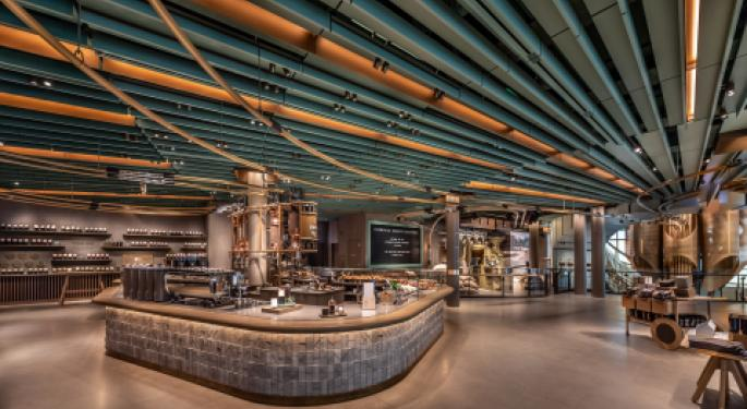Starbucks To Open Largest Store In Chicago: 5 Stories, Cocktail Bar, 3 Coffee Bars And More