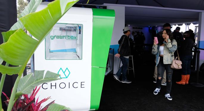 Greenbox And The Power Of Cannabis-Dispensing Robots