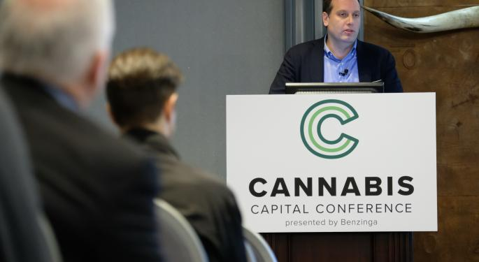 Cannabis Execs Pitch Investors In Toronto; iAnthus CFO Says Market Will Grow To Same Magnitude As Alcohol