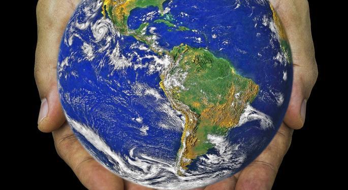Intriguing International Income Ideas