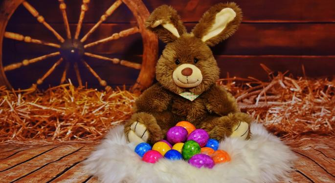Wal-Mart Data Trends Cause Increasing Concern, Easter Becomes Important Event