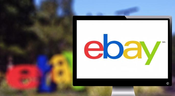 EBay Trades Lower After Announcing CEO Is Stepping Down