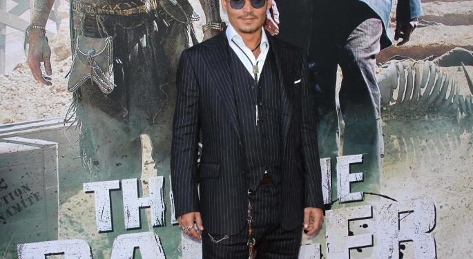 How Will Disney's 'The Lone Ranger' Stack Up Against 'Despicable Me 2'? DIS