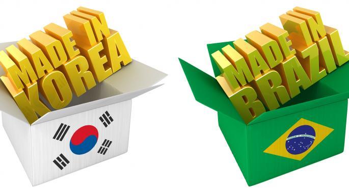 Direxion Rolls Out Leveraged Brazil, South Korea ETFs