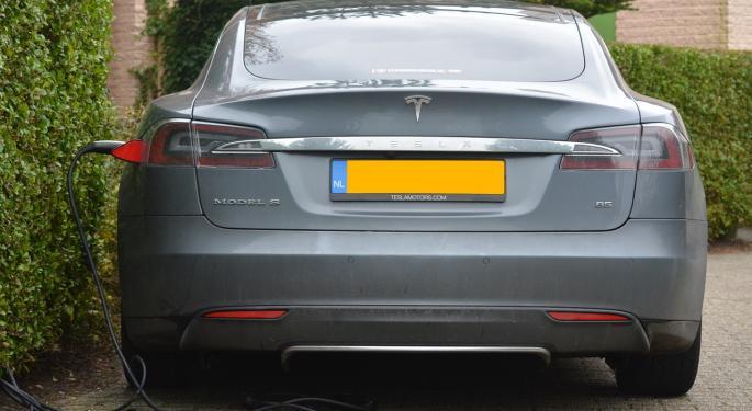 Tesla Picks Up Added Government Subsidies