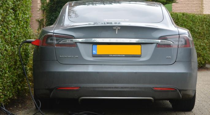Chowdhry On Tesla: GigaFactory Valued At $50 Billion