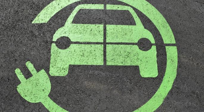 A Fast Start For This Electric Vehicle ETF