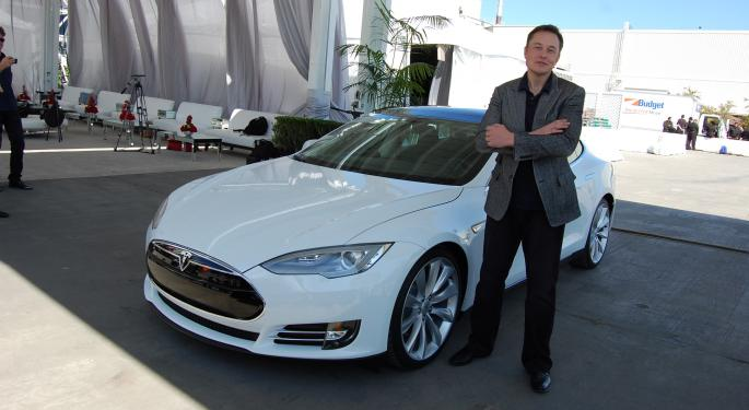 Why Doesn't Tesla Participate In The North American Int'l Auto Show?