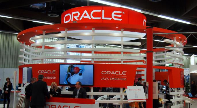 Oracle And Splunk: 2 Cloud Opportunities Floating Under Most Investors' Radar