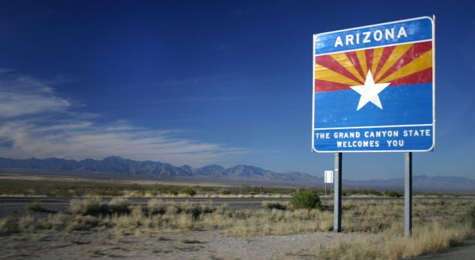 Attention U.S. Drivers: State Lines Can Be Danger Zones For Gas Prices