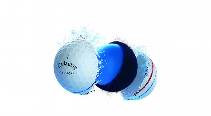 Callaway Shares Move Lower Despite Q1 Beat; Jack Wolfskin Weakness Comes In Focus