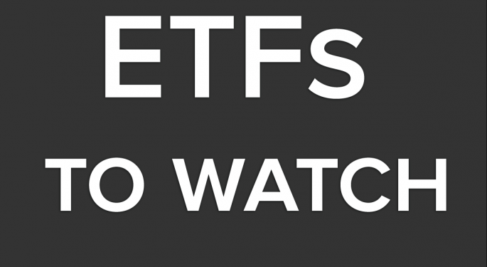 ETFs to Watch December 13, 2012 GDX, MUB, SLV