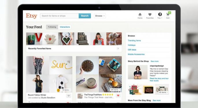 Analysts Cautious About Etsy's Tone Despite Strong Q4 Earnings