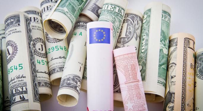 EUR/USD: Forecast: Double-Bottom In Danger
